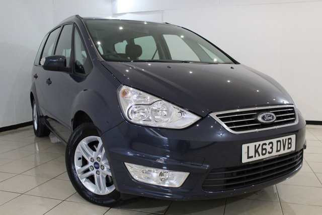 View our 2013 63 FORD GALAXY 1.6 ZETEC TDCI 5DR 115 BHP