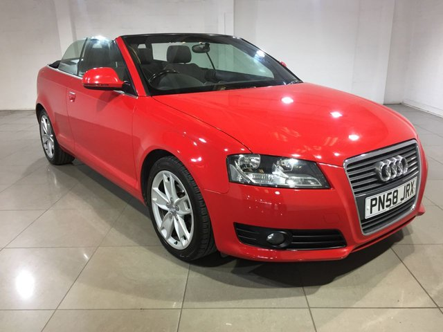View our 2008 58 AUDI A3 1.9 TDI SPORT 2d 103 BHP