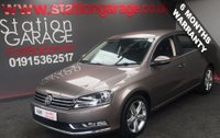 2011 VOLKSWAGEN PASSAT 1.6 TDI BlueMotion Tech SE 4dr £8495.00
