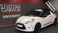 2012 CITROEN DS3 1.6 e-HDi Airdream DStyle Plus 3dr £6895.00