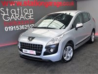 2012 PEUGEOT 3008 1.6 HDi Active SUV 5dr £6695.00