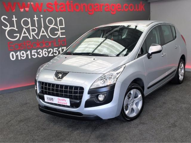 2012 62 PEUGEOT 3008 1.6 HDi Active SUV 5dr