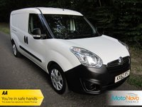 USED 2012 62 VAUXHALL COMBO VAN 1.2 2300 L2H1 CDTI 1d 90 BHP LWB GREAT VALUE ONE OWNER LONG WHEELBASE VAUXHALL COMBO DIESEL VAN WITH LOW MILEAGE AND SERVICE HISTORY
