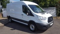 2014 FORD TRANSIT 350 2.2 125 BHP L3 H2 RWD ***CHOOSE FROM 70 VANS*** £9295.00