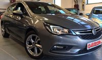 2016 VAUXHALL ASTRA 1.4 SRI NAV 5d 148 BHP £12995.00