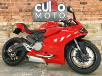 USED 2014 64 DUCATI 899 PANIGALE ABS Lowered