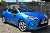 USED 2013 13 CITROEN DS3 1.6 E-HDI DSTYLE 3d 90 BHP Free 12 month warranty