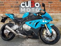 USED 2012 62 BMW S 1000 RR SPORT ABS BlueFire Edition