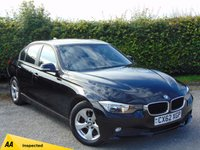 USED 2012 62 BMW 3 SERIES 2.0 320D EFFICIENTDYNAMICS 4d * 128 POINT AA INSPECTED * FULL SERVICE HISTORY *