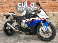 USED 2011 11 BMW S 1000 RR SPORT ABS Low Miles + Extras