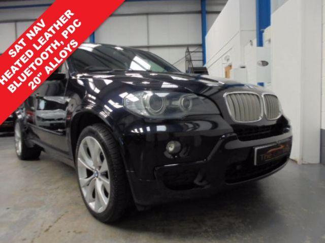 2009 09 BMW X5 3.0 D M SPORT 5d AUTO 232 BHP