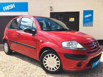 2008 CITROEN C3 1.1 VIBE 5d 60 BHP £2295.00
