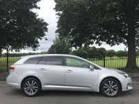 USED 2012 12 TOYOTA AVENSIS 2.0 TR D-4D 5d 124 BHP