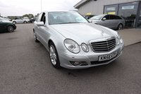 USED 2006 56 MERCEDES-BENZ E CLASS 3.0 E320 CDI AVANTGARDE 4d AUTO 222 BHP LOW DEPOSIT OR NO DEPOSIT FINANCE AVAILABLE.