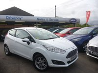 USED 2015 64 FORD FIESTA 1.2 ZETEC 3d 81 BHP NEED FINANCE? WE STRIVE FOR 94% ACCEPTANCE