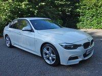 2013 BMW 3 SERIES 2.0 318D M SPORT 4d 141 BHP £11290.00
