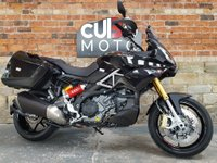 USED 2014 14 APRILIA CAPONORD 1200 Travel Pack Superb Example