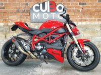 USED 2013 63 DUCATI STREETFIGHTER 848 Fully Loaded + Low Miles