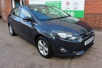USED 2014 14 FORD FOCUS 1.6 ZETEC 5d 104 BHP +Had Recent Service & MOT.