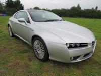 2006 ALFA ROMEO BRERA 3.2 JTS V6 Q4 SV 2d 260 BHP £7995.00