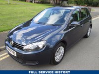 USED 2010 10 VOLKSWAGEN GOLF 1.4 S TSI 5d 121 BHP FULL SERVICE HISTORY - 50,000 GUARANTEED MILES - 1 OWNER FROM NEW