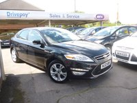 USED 2012 12 FORD MONDEO 2.0 TITANIUM X TDCI 5d 161 BHP NEED FINANCE? WE CAN HELP. WE STRIVE FOR 94% ACCEPTANCE