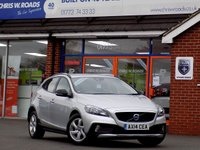 USED 2014 14 VOLVO V40 1.6 D2 CROSS COUNTRY SE 5dr 113 BHP *ONLY 9.9% APR with FREE Servicing*