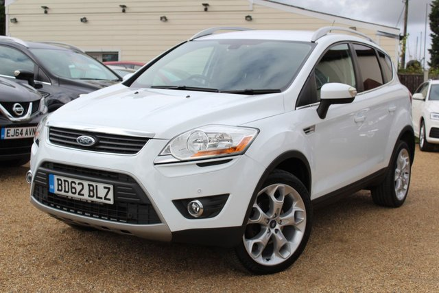 View our 2013 62 FORD KUGA 2.0 TITANIUM TDCI AWD 5d 163 BHP