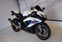 2010 SUZUKI GSXR750 L0  £6250.00