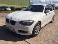 2013 BMW 1 SERIES 2.0 116D SE 5d 114 BHP £9995.00