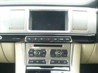 USED 2014 14 JAGUAR XF 3.0 D PORTFOLIO S 4d AUTO 275 BHP