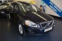USED 2009 09 VOLVO XC60 2.4 D5 SE LUX AWD 5d AUTO 205 BHP IMMACULATE SERVICE HISTORY, HUGE SPEC WITH OVER £7,000 WORTH OF EXTRAS
