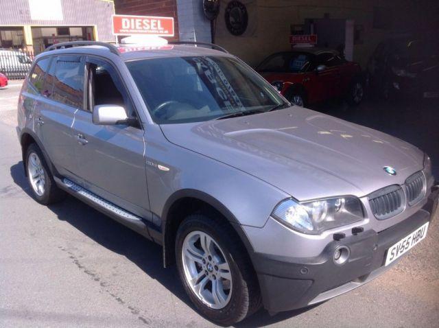 2005 55 BMW X3 2.0 D SPORT 5d 148 BHP