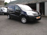 2015 CITROEN BERLINGO 1.6 625 ENTERPRISE L1 HDI  75 BHP £7750.00
