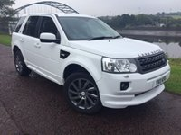 USED 2011 11 LAND ROVER FREELANDER 2.2 SD4 SPORT LE 5d 190 BHP **RARE LE SPORT**
