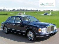 USED 1998 S ROLLS-ROYCE SILVER SERAPH 5.4 V12 4d AUTO 322 BHP