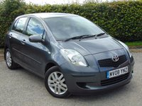 2008 TOYOTA YARIS 1.3 TR MM 5d AUTOMATIC £4291.00