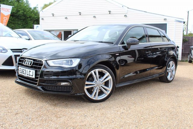 View our 2013 63 AUDI A3 1.6 TDI S LINE 5d 104 BHP
