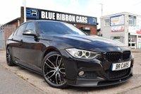 2013 BMW 3 SERIES 2.0 320d M Sport 4dr (start/stop) £18250.00