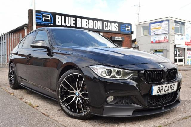 2013 13 BMW 3 SERIES 2.0 320d M Sport 4dr (start/stop)