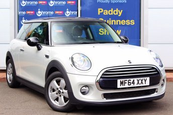 2014 MINI HATCH COOPER 1.5 COOPER 3d 134 BHP £10295.00