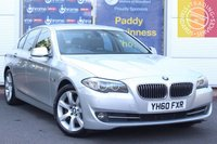 USED 2010 60 BMW 5 SERIES 3.0 530D SE 4d AUTO 242 BHP