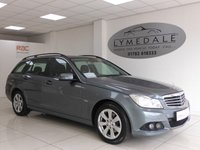 USED 2011 11 MERCEDES-BENZ C CLASS 2.1 C200 CDI BLUEEFFICIENCY SE EDITION 125 5d AUTO 136 BHP Excellent Overall Condition With Full Dealer History & High Spec