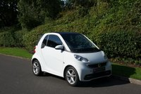 2013 SMART FORTWO 1.0 EDITION 21 MHD 2d AUTO 71 BHP £3990.00