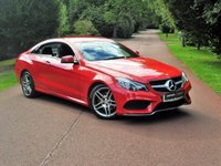 2015 MERCEDES-BENZ E CLASS 2.1 E220 BLUETEC AMG LINE 2d AUTO 174 BHP BEST COLOUR COMBO+LOW MILES+JUST SERVICED 1ST 2 SEE WILL BUY £19600.00