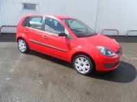 2008 FORD FIESTA 1.2 STYLE CLIMATE 16V 5d 78 BHP £2995.00
