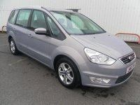 2011 FORD GALAXY 2.0 ZETEC TDCI 5d AUTO 138 BHP £7995.00