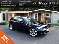 2009 BMW 1 SERIES 1.6 116I EDITION ES 5d 121 BHP £5795.00