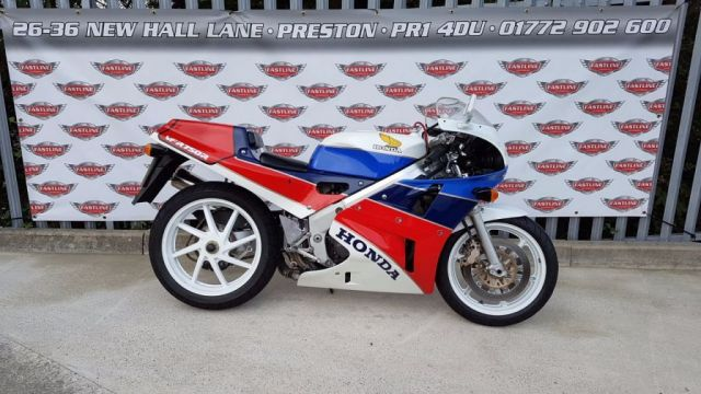 1988 E HONDA VFR750 R RC30 Super Sport Classic
