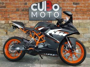 2016 KTM RC 125 125cc £3290.00